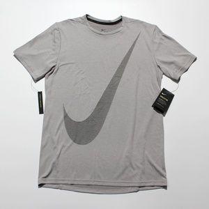 Nike Dri-Fit Breathe Swoosh T-Shirt Men's size M
